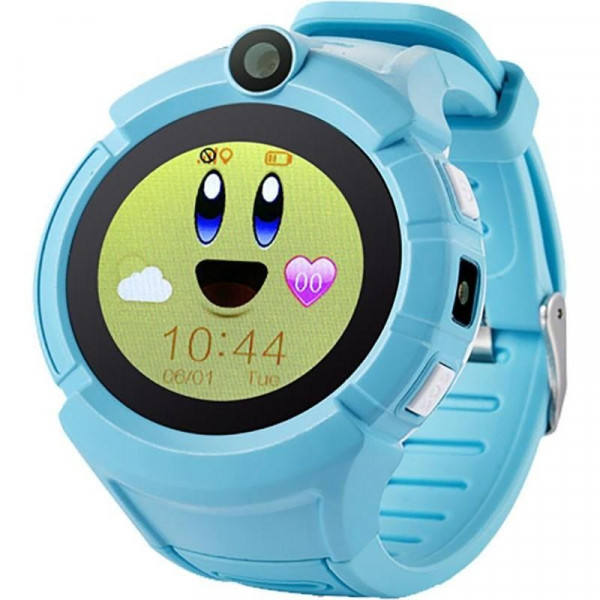 Смарт-часы UWatch Q610 Kid Wifi GPS Blue
