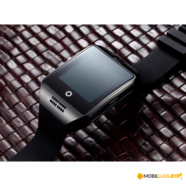 Смарт-часы Smart Q18 UWatch NFC Black