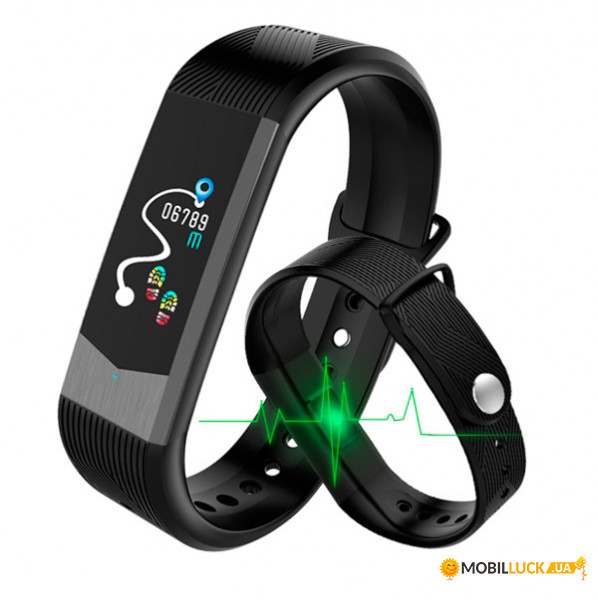 Смарт-часы с сим-картой Smart Skmei Braclet Nano B30 5099 Black