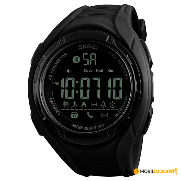 Смарт-часы Smart Skmei Turbo 1316 Black