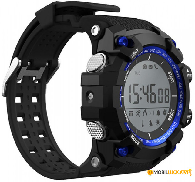 Смарт-часы UWatch XR05 Blue