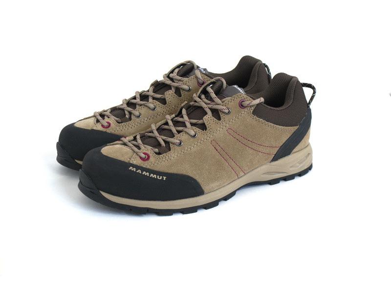 Женские кроссовки Mammut Wall Low Shoe 38 (424660879)