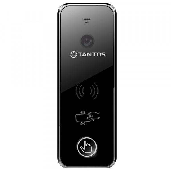 Видеодомофон цветной Tantos iPanel 2 WG black