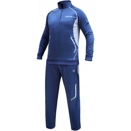 Спортивный костюм мужской RDX р.S Grey