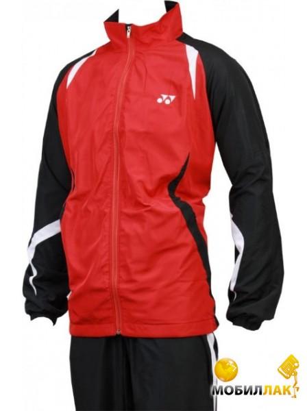 Спортивный костюм мужской Yonex 5902 red/black (XS)
