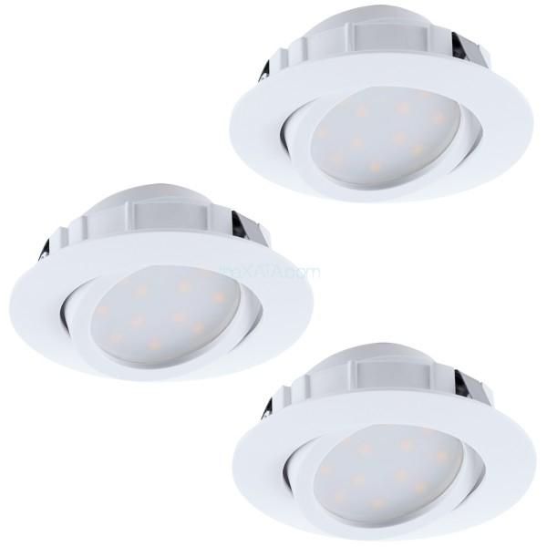 Светильник точечный Eglo Pineda 95851
