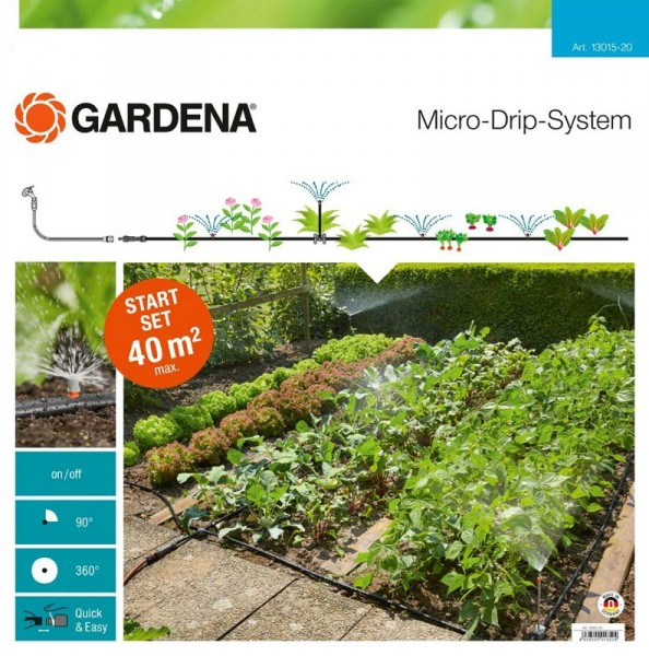 Набор для полива Gardena (13015-20.000.00)