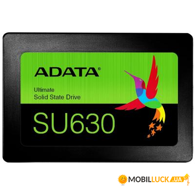 Накопитель SSD A-Data 2.5 240GB (ASU630SS-240GQ-R)