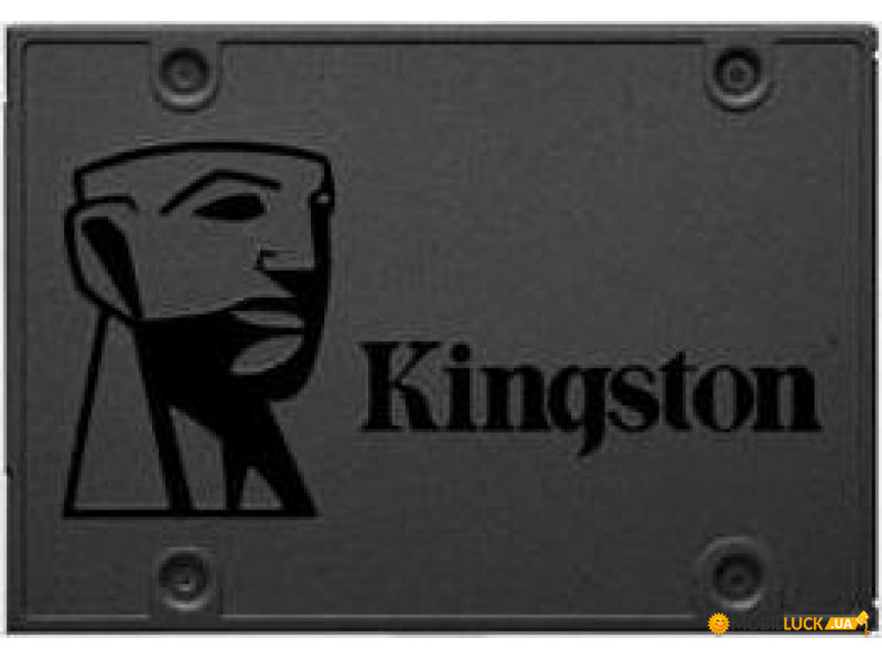 Накопитель SSD 2.5 Kingston A400 120GB SATA TLC (SA400S37/120G)