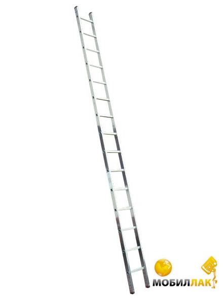 Лестница приставная Кентавр 1х18 (17466)