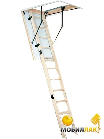 Лестница чердачная (120x70)  Oman Termo Long (700596)