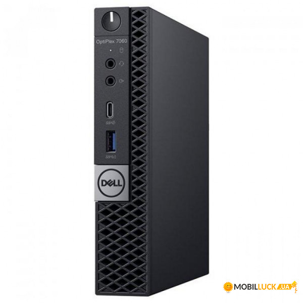 Неттоп Dell OptiPlex 7060 MFF (N025O7060MFF_P)
