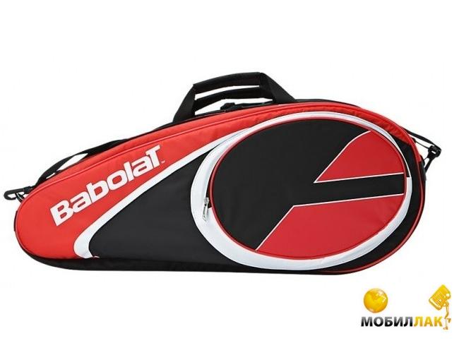 Теннисная сумка Babolat Racket Holder X 12 Club Red 2014 year (751072-104)
