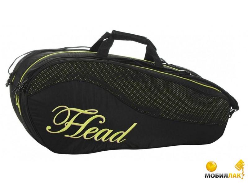 Теннисная сумка Head Maria Sharapova Tennis Racquet Bag Combi 2014 year (283-064)