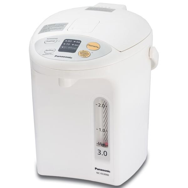 Электрический термопот Panasonic NC-EG3000WTS