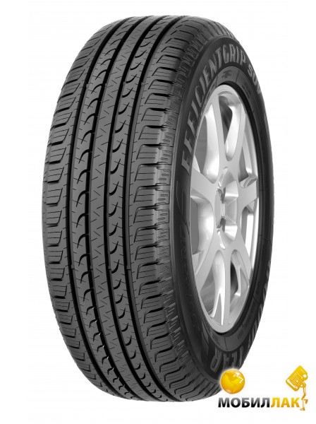 Летние шины GoodyearEfficientGrip SUV (235/55R18 100V)