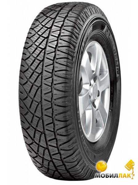 Летние шины Michelin Latitude Cross (265/70R16 112H)