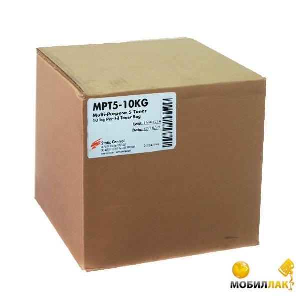 Тонер SCC HP Универсальный MPT-5 10 кг