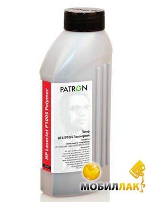 Тонер HP LJ P1005/1102 пакет 10 кг в флаконах Patron (T-PN-HLJP1102-10SP)