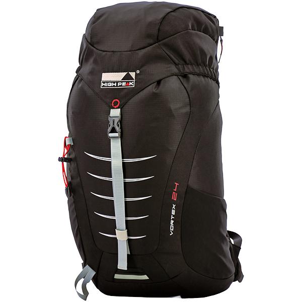 Рюкзак туристический High Peak Vortex 24 Black