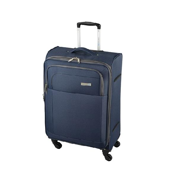 Чемодан Carry-Lite Contrast Blue M