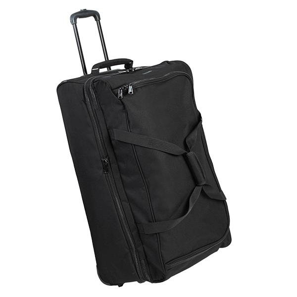 Сумка дорожная Members Expandable Wheelbag Large 88/106 Black