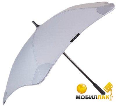 Противоштормовой зонт-трость мужской Blunt Bl-mini-grey
