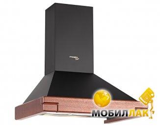 Вытяжка Pyramida KH 60 Wood Black Nut