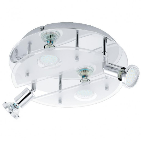 Настенно-потолочный светильник Eglo Cabo 1 93085