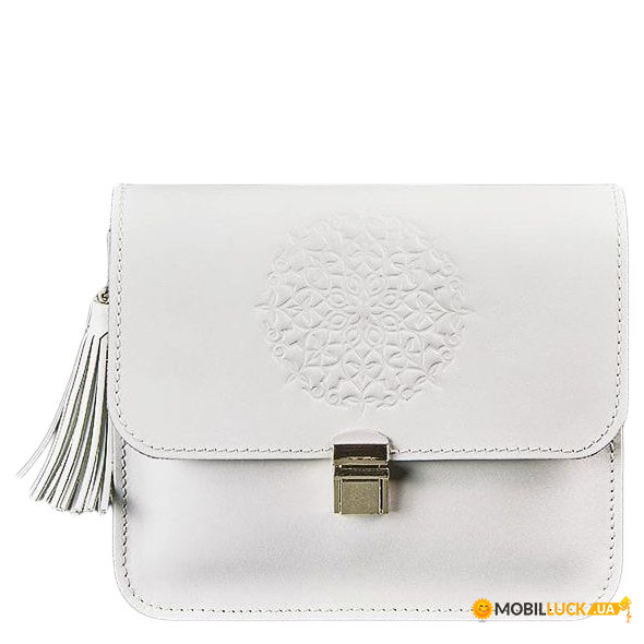 ce27cd86d7af Бохо-сумка Blank Note Лилу белая bn-bag-3-light