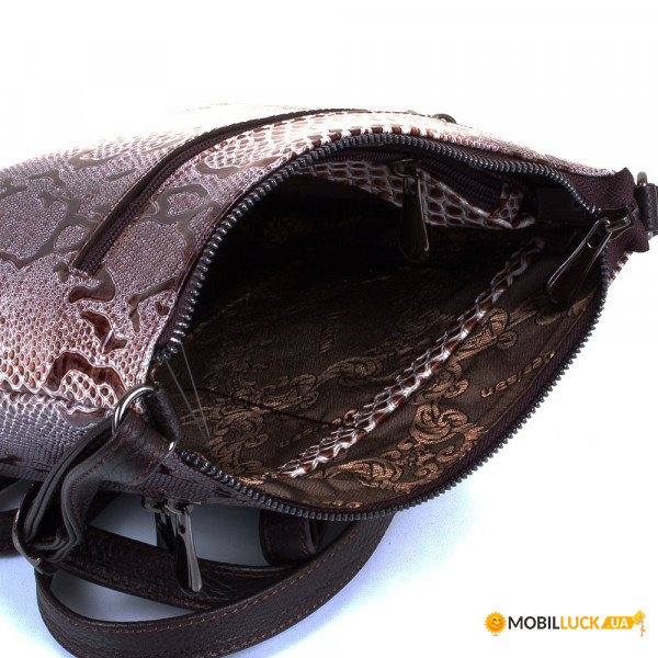f805e3b231e4 ... Фотография Женская кожаная сумка-планшет Desisan SHI3130-180 (4) ...