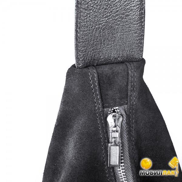 01ed6d8ed55d ... Фотография Женская дизайнерская замшевая сумка Gala Gurianoff GG1247-black  (6) ...