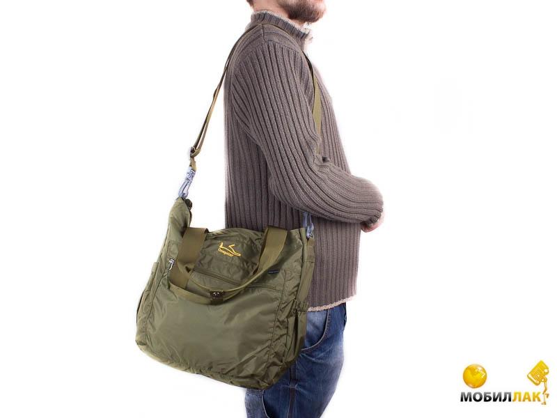 2ec75023bc03 ... Фотография Мужская спортивная сумка через плечо Onepolar W5239-green (5)