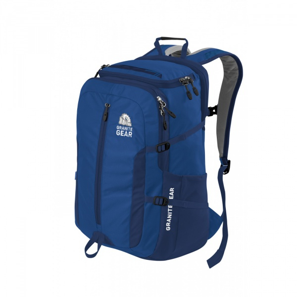 Рюкзак городской Granite Gear Splitrock 34 Enamel Blue/Midnight Blue
