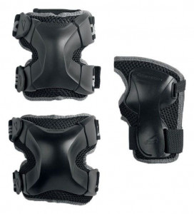 Защита Rollerblade Protection X-GEAR 3 PACK black (L)
