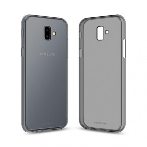 Чехол-накладка MakeFuture Air Samsung J6+ (2018) SM-J610 Black (MCA-SJ610BK) 3