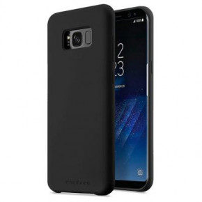 Чехол для телефона MakeFuture Silicone Case Samsung S8 Plus Black (MCS-SS8PBK)