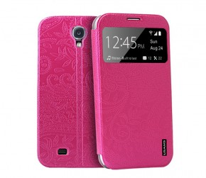 Чехол Usams Sony Xperia Z Forever Young series Pink