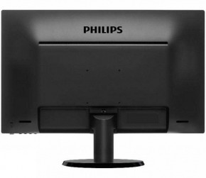 Монитор Philips 23.6 243V5QSBA/00 Black 5