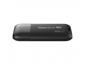 Флешка USB 8GB Team C173 Pearl Black (TC1738GB01)