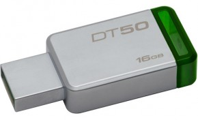 Флешка Kingston 16GB DT50 (DT50/16GB)