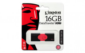 Накопитель Kingston 16GB USB 3.0 (DT106/16GB)