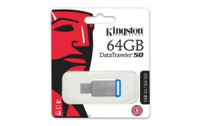 Флешка Kingston 64GB DT50 (DT50/64GB)