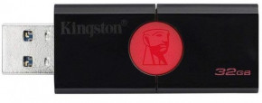 Флеш-память USB Kingston DT106 32GB USB 3.0 3
