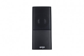 Мультимедийная акустика Ergo USB 2.0 Black (S-08) 4