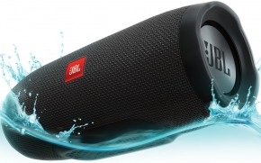 Акустика JBL Charge III Waterproof Black 3
