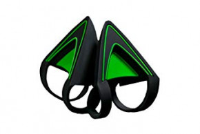 Ушки для наушников Razer Kitty Ears for Razer Kraken Green Edition (RC21-01140200-W3M1)