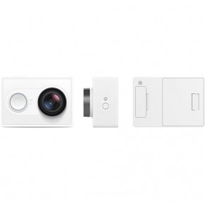 Экшн-камера Xiaomi Yi Sport Basic Edition White (ZRM4020RT) 3