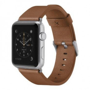 Ремешок BELKIN Classic Leather Band for Apple Watch (F8W732btC01)