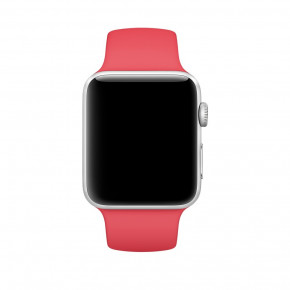 Ремешок Apple Sport Band для Watch 42mm Raspberry Red(MRGW2)
